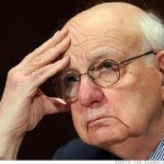 Thinking Paul Volcker