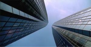 Siège de Deutsche Bank à Francfort