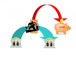 taxe sur les transactions financieres