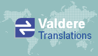 Valdere Translations